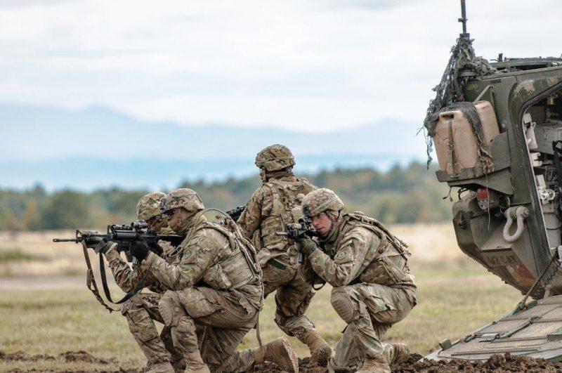 7-я армия - сухопутные войска США в Европе