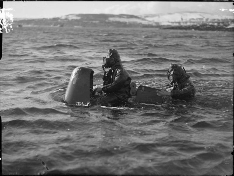 Человекоуправляемые торпеды «Чериот»