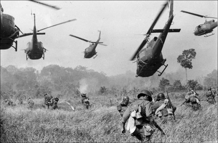 Вьетнамская война: осада Кхешани