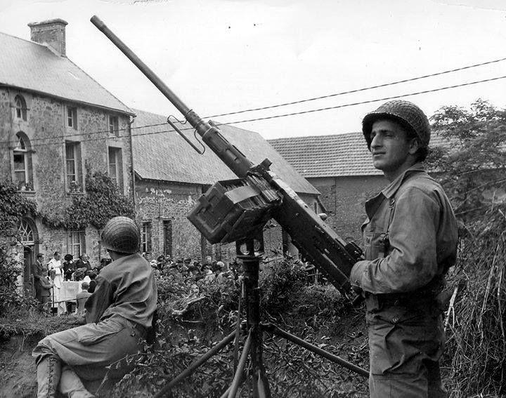 Крупнокалиберные пулеметы между мировыми войнами