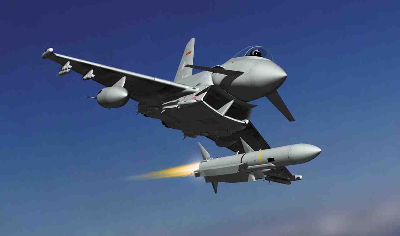 Управляемая авиационная ракета «Метеор»
