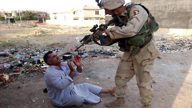 Операция «Свобода Ираку»: бои за Ан-Наджаф