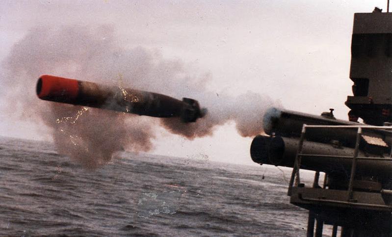 Легкая 324-мм противолодочная торпеда Mk. 44 (Mark 44)