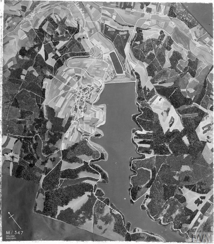 Операция «Честайз» - затопление долины Рура и Эдера