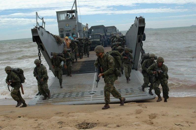Военно-морские силы Бразилии
