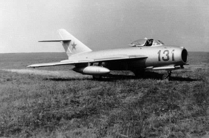 МиГ-17 - лучший дозвуковой истребитель