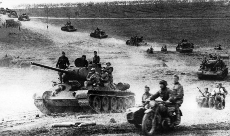 10-я гвардейская танковая - «Дивизия черных ножей»