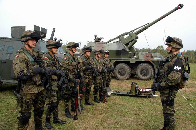 Сухопутные войска Польши