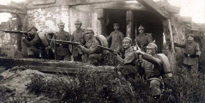 Восточный фронт: битва при Танненберге
