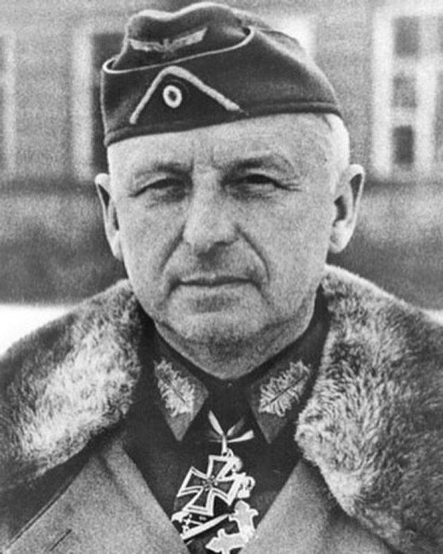 Эрих фон Манштейн - стратег третьего рейха