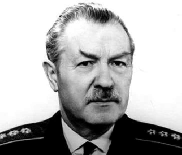 Лев Владимирский - легендарный путь флотоводца