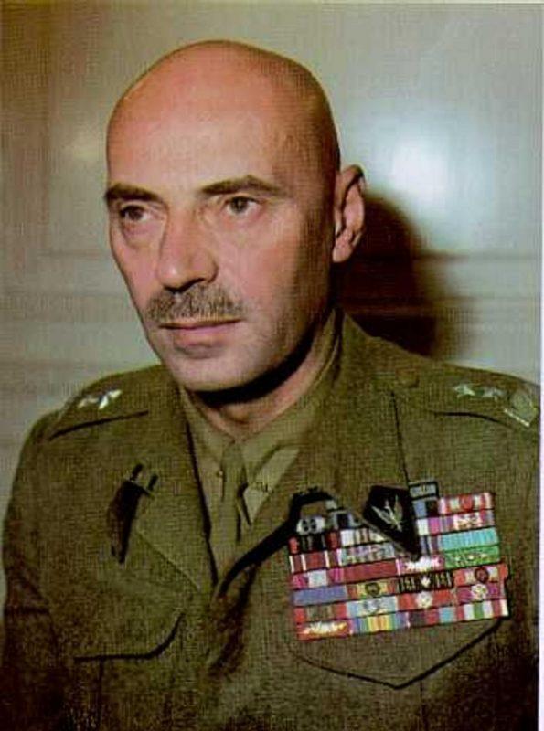 Владислав Андерс - на службе Польше