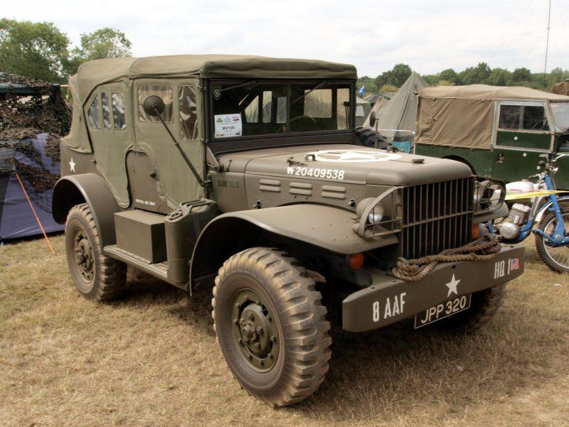 Многоцелевые военные автомобили «Додж»