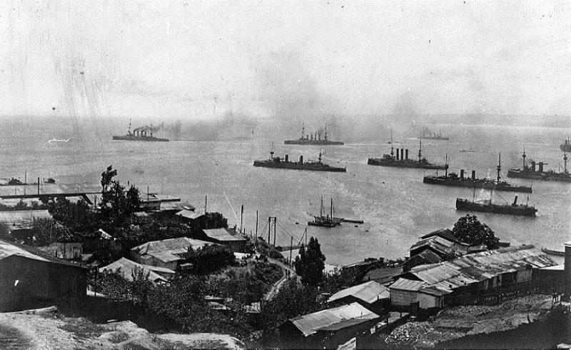 Бой в Гельголандской бухте