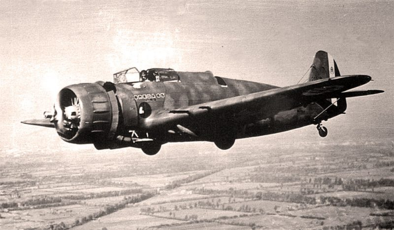 «Бреда» Ва-65 - штурмовик по-итальянски