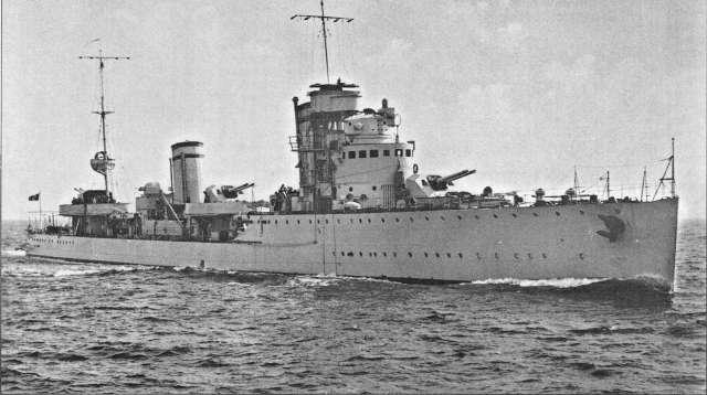 Эсминцы типа «Навигатори»