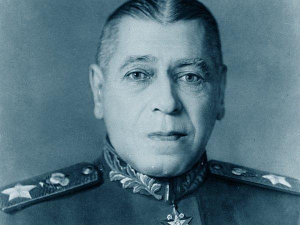 Борис Шапошников - главный военный советник