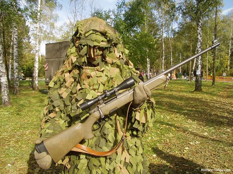 Снайперская винтовка SSG-69 «Штайр»