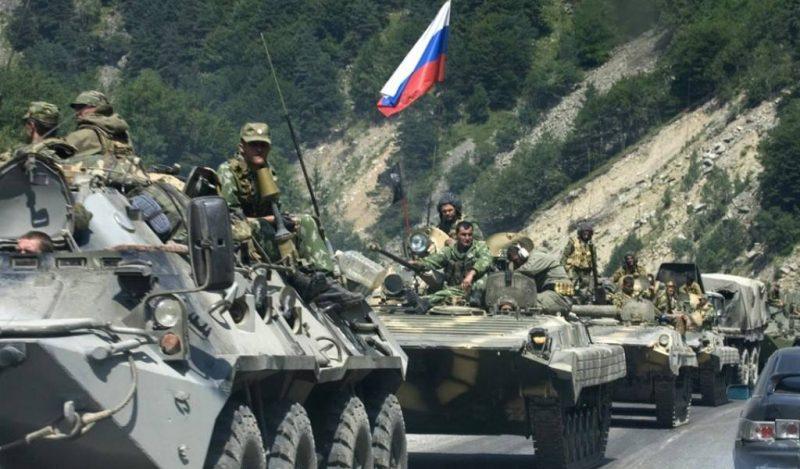 Сухопутные войска РФ - состав и дислокация