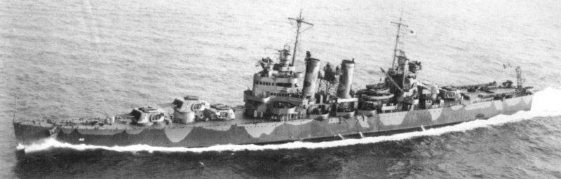 Легкие крейсера типа «Бруклин»