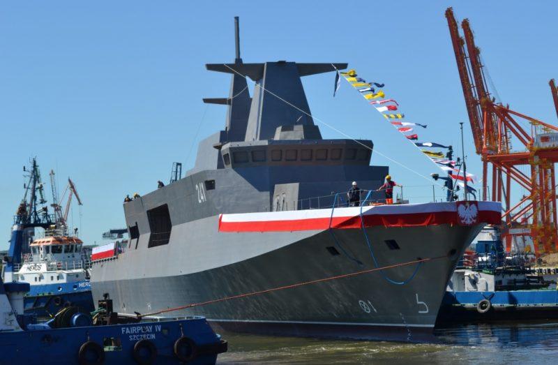 Военно-морские силы Польши