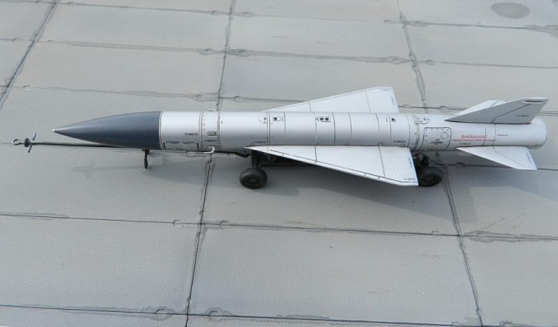 Сверхзвуковые и трудноуязвимые ракеты Х-22 и КСР-5