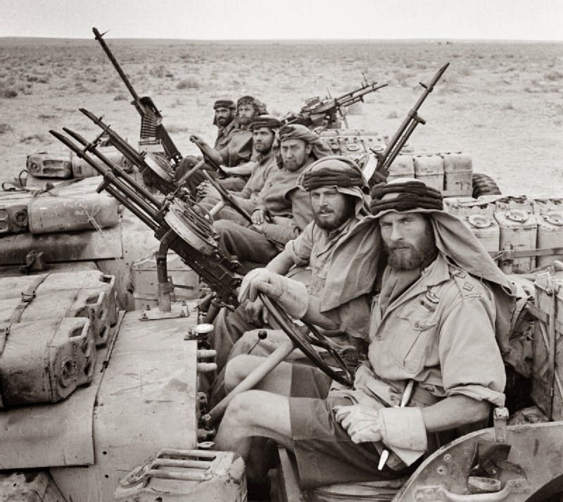 7-я танковая дивизия - «Крысы пустыни»