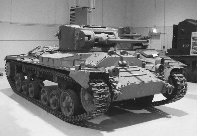Легкий танк Mk III «Валентайн»