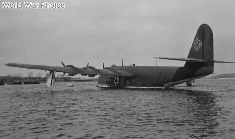Летающие лодки «Блом унд Фосс» BV 222 «Викинг»