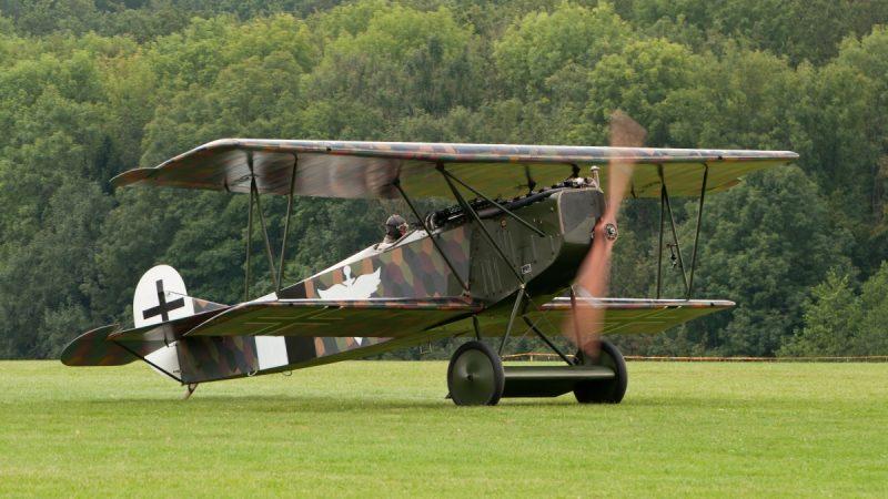 «Фоккер» D.VII - Лучший истребитель кайзера