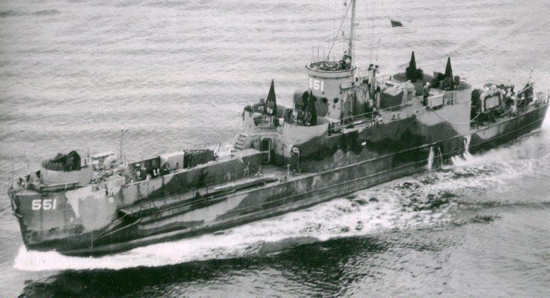 Пехотно-десантные корабли типа LCI