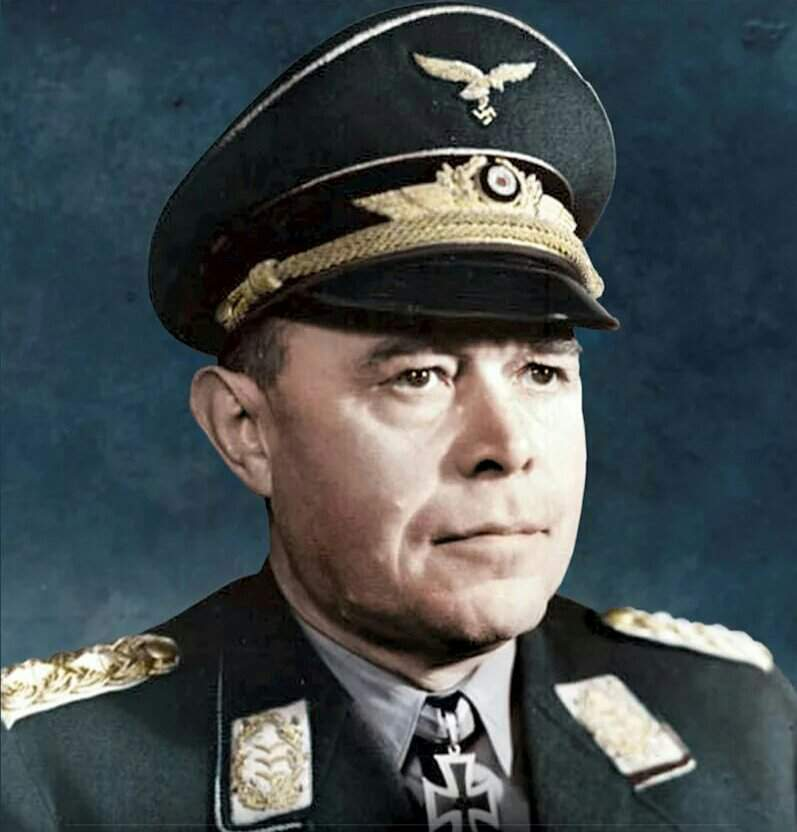 Альберт Кессельринг - командир Третьего рейха