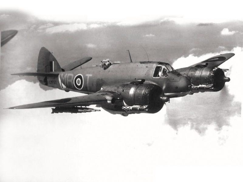 Многоцелевой самолет Бристоль «Бофайтер»