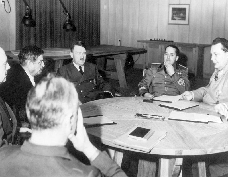 Мюнхенское соглашение (Мюнхенский сговор)