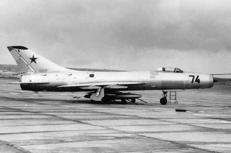 Истребители-перехватчики Су-9 и Су-11