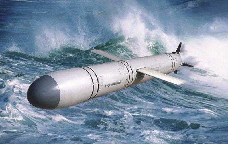 Крылатые ракеты семейства «Калибр»