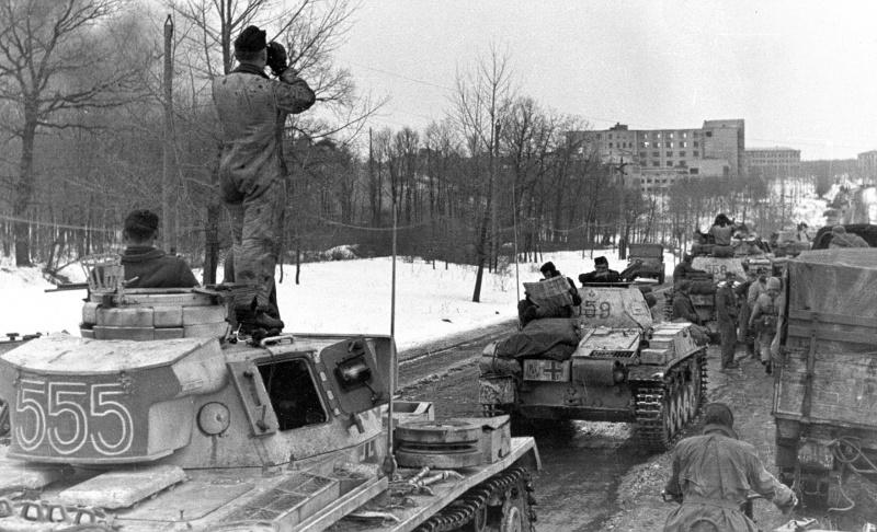 Дивизия «Лейбштандарт СС Адольф Гитлер» - самое боеспособное танковое соединение войск СС