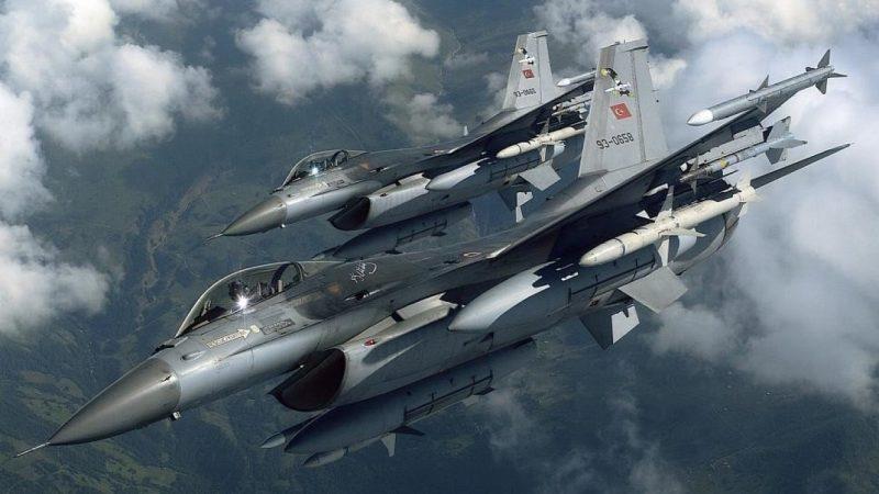 Военно-воздушные силы Турции