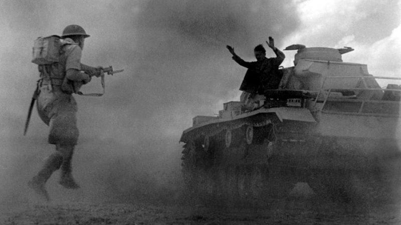 Бои при Эль-Аламейне - наступление Роммеля