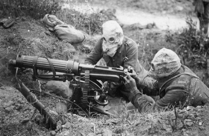 Первая битв на Ипре