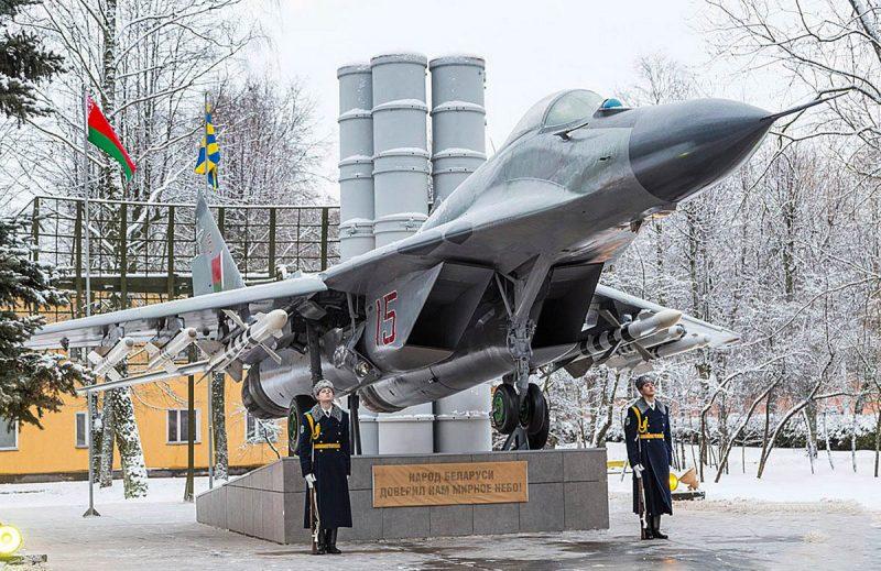 ВВС и ПВО Беларуси
