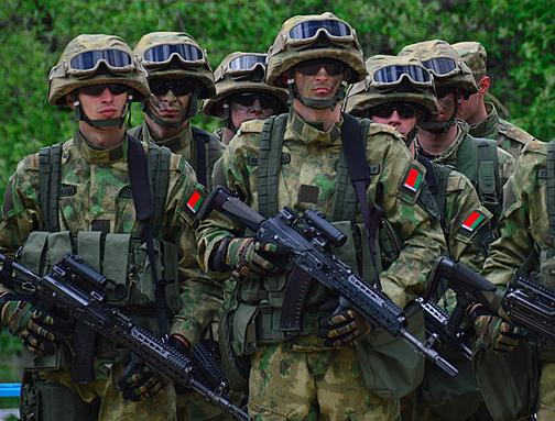 Сухопутные войска Беларуси