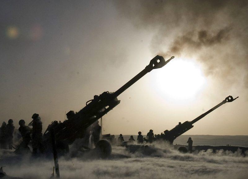 Полевая артиллерия на рубеже веков