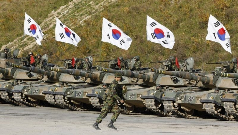 Сухопутные войска Республики Корея