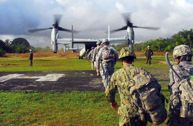 США продолжают наращивать военный бюджет