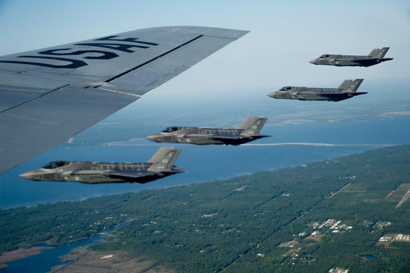 94-я истребительная эскадрилья - одна из старейших частей ВВС США