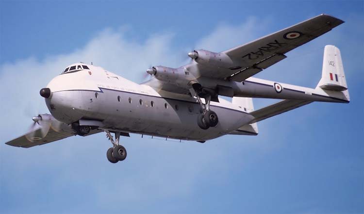 Транспортный самолет AW-650 «Аргоси»