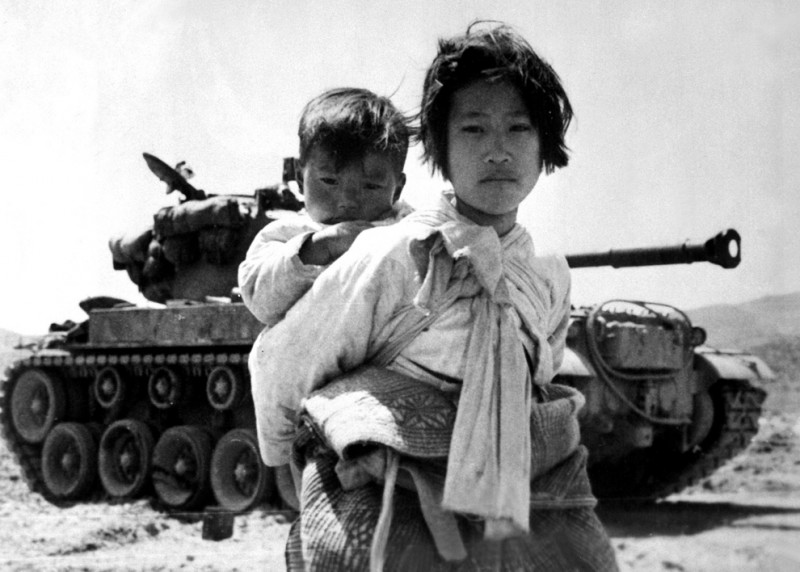 Война в Корее: от операции «Рагид» до удара по плотине Хвачхон