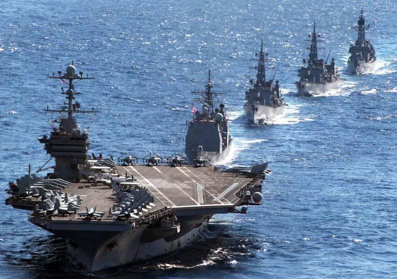 Командование сил флота США - бывший Атлантический флот