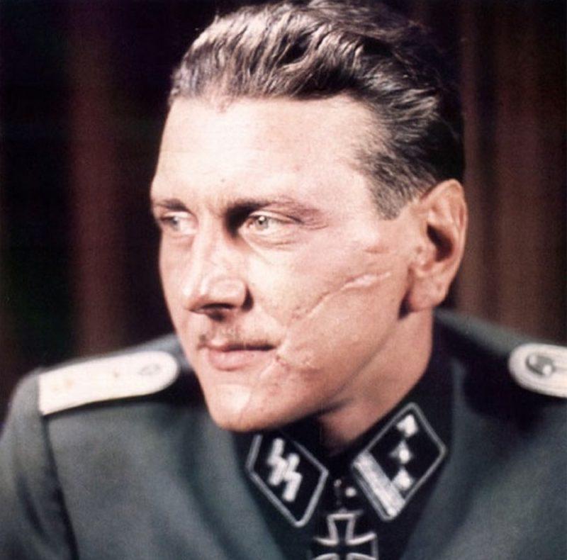 Отто Скорцени - супердиверсант Гитлера